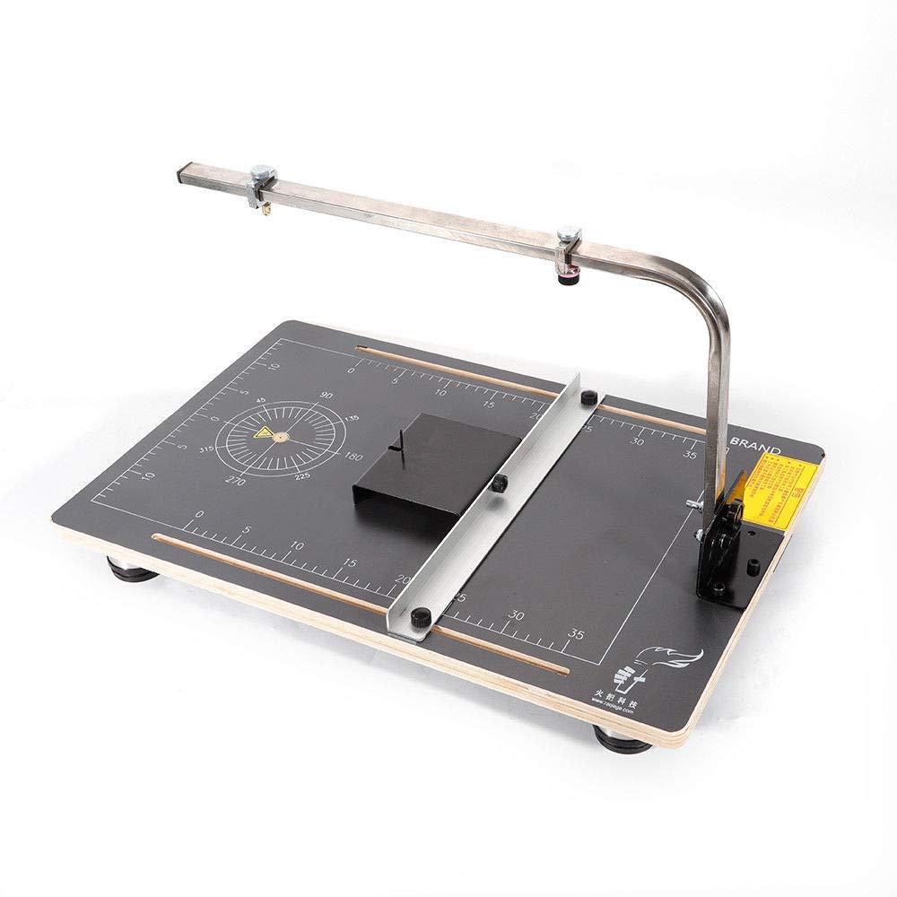 Table Foam Cutter, TBVECHI Foam Cutting Machine ulti-Purpose Board Hot Wire Styrofoam Cutter Working Table by TBvechi (Image #5)