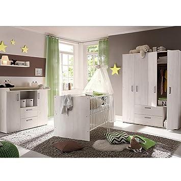 Storado De Babyzimmer Sydney 6tlg Komplett Set Baby Komplettset