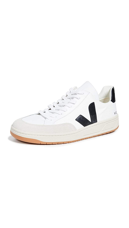 Veja Mens V-12 Mesh Sneakers
