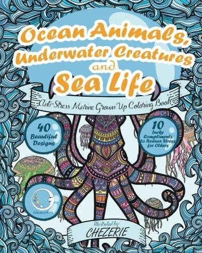 (Mandalas With Nautical And Marine Theme