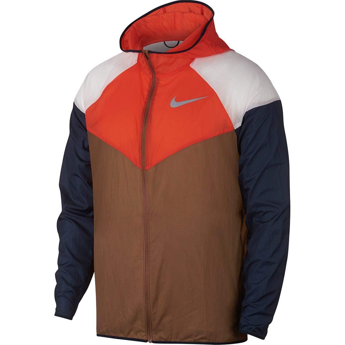 [ナイキ] メンズ ジャケット&ブルゾン Windrunner Running Jacket [並行輸入品] XL  B07P541Y86