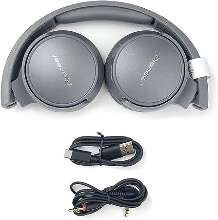 Pioneer S6 Wireless Anc Kopfhörer Grau Elektronik