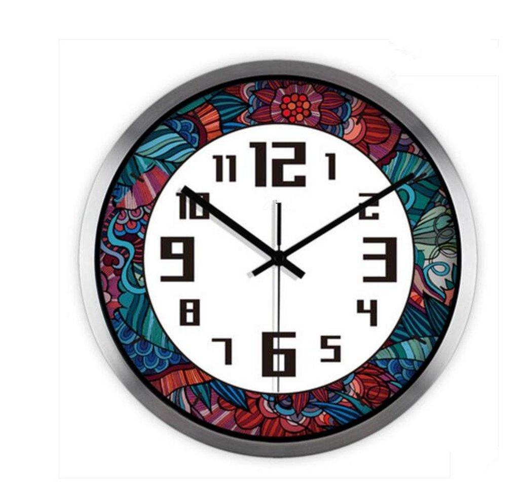 Sucastle Modern, Continental, stylish, Wall Clock, 12'' (no battery) NCDB
