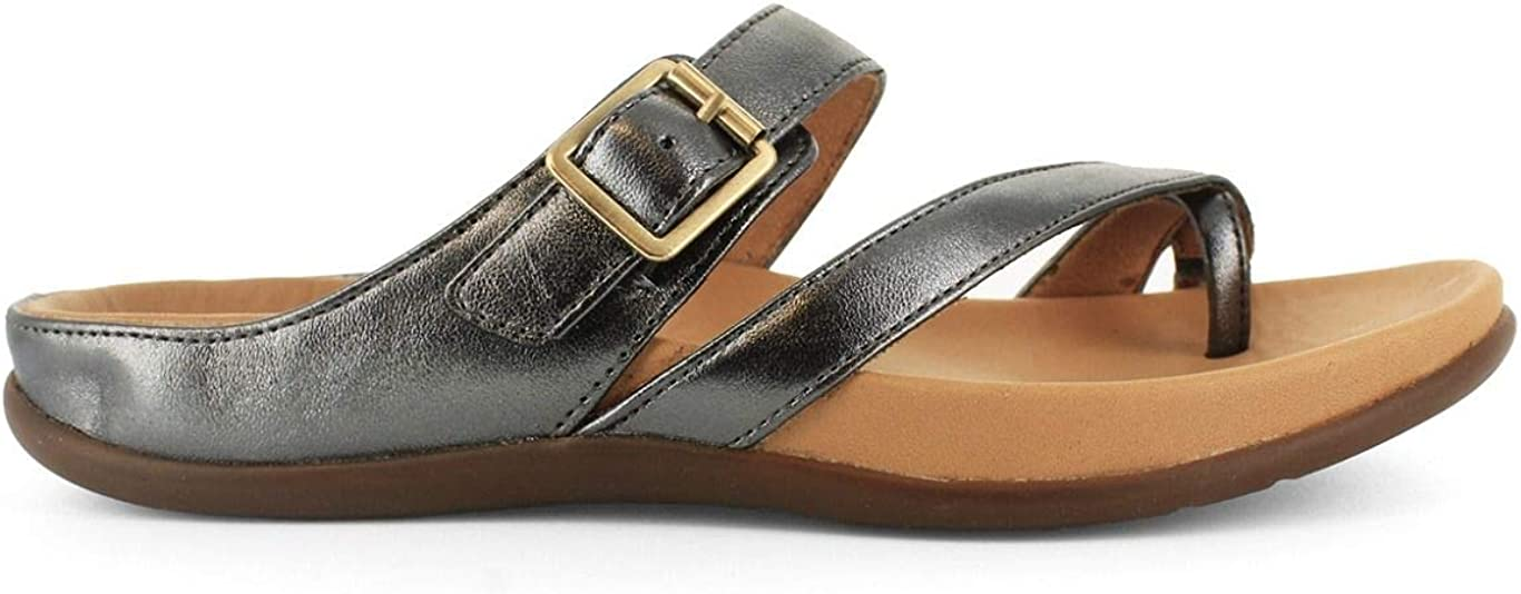 Strive Footwear Nusa - Sandali ortopedici Eleganti Antracite mzQEQA