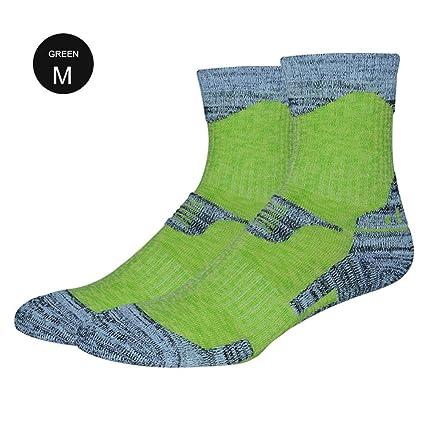 Calcetines Deportivos Calcetines para Atletas Calcetines de esquí Calcetines Deportivos de Alto Rendimiento de Invierno Cálido