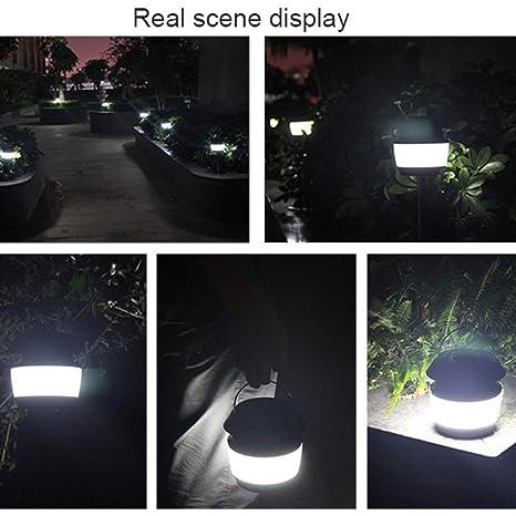 HJWSL Lampada da Esterno a LED Repellente per zanzare