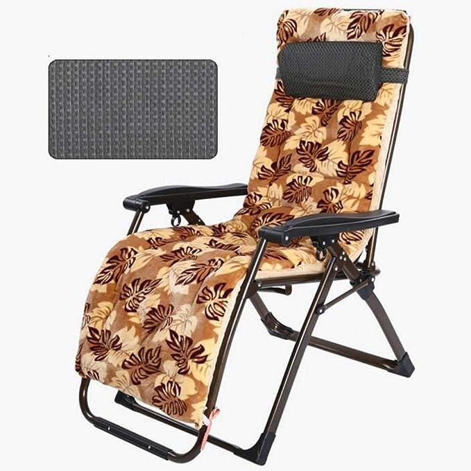 MJK Tumbonas plegables, sillas reclinables de jardín ...