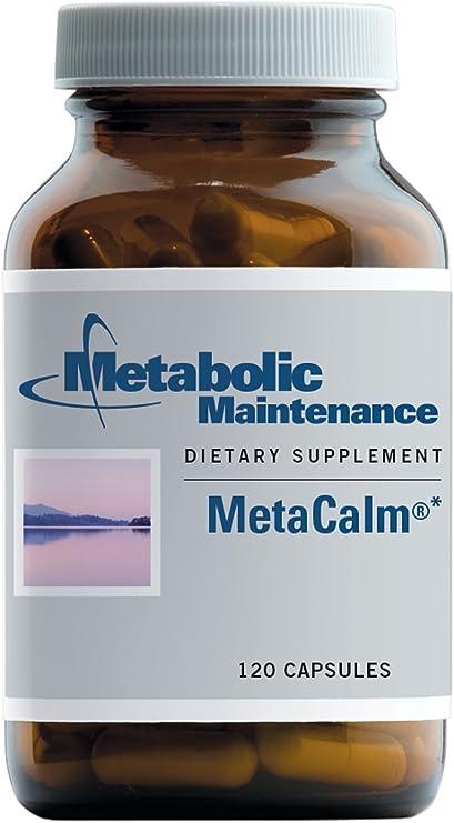 Amazon.com: Mantenimiento – metacalm – neurotransmisor ...