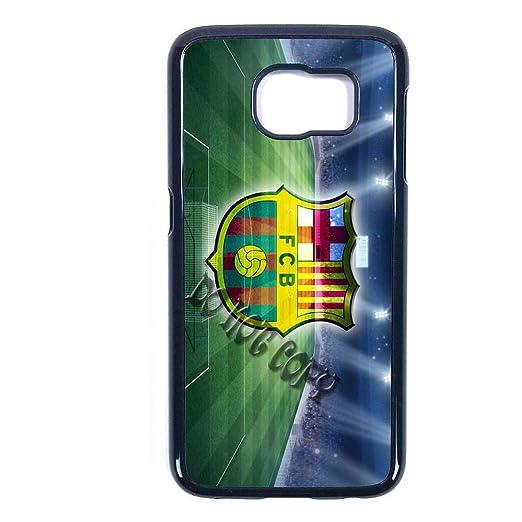 Amazon.com: 10 Kinds fc Barcelona Galaxy Note 8 case Soft ...