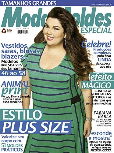 1c2113e02 Moda Moldes Especial 12 eBook: On Line Editora: Amazon.com.br: Loja ...