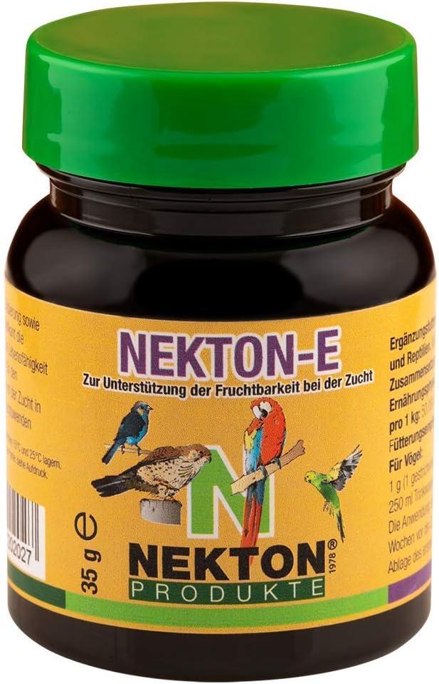 nekton-e Suplemento de Vitamina E para pájaros, 35mm