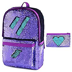 Glitter Sequin Sparkly Back Pack