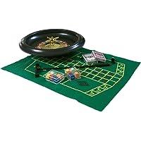 16 - 40cm Roulette Set Home Casino Experience