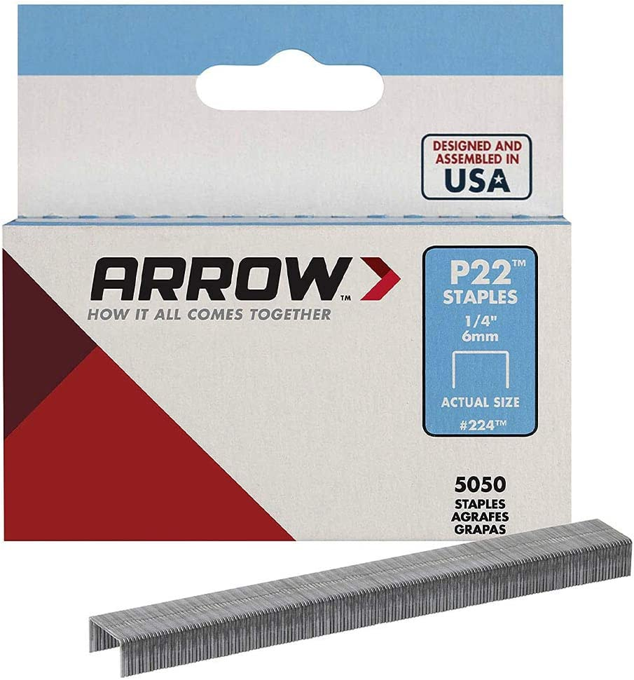 Staples 5,050-Pac 1//4-Inch