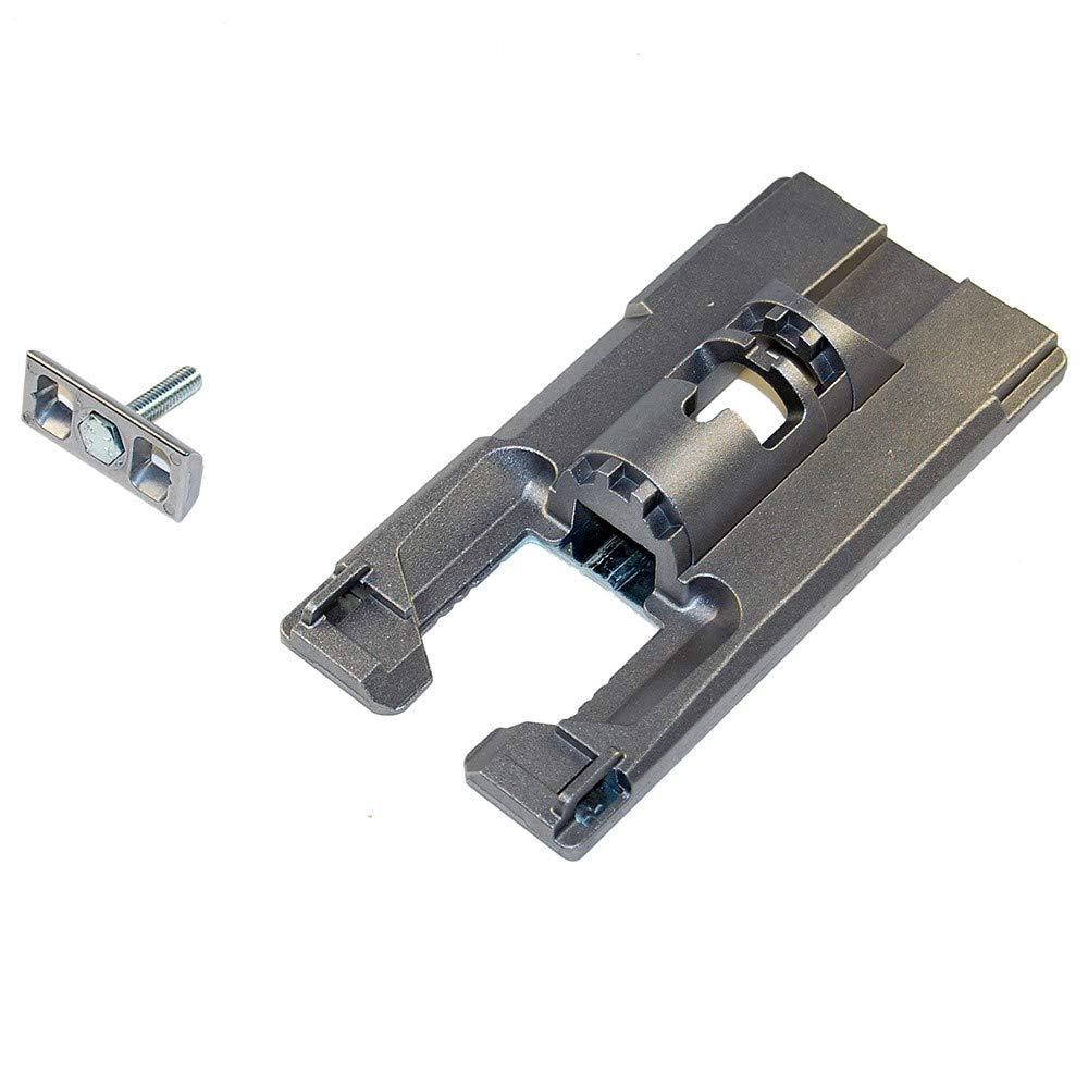 2608000925 Base Plate For 1590/1591 Bosch Jig Saw 1591EVS 1590EVS 1590EVSK 1591EVSK Genuine OEM by Jig Saw Base Plate