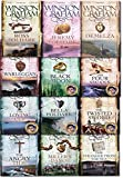img - for Winston Graham Poldark Series 12 Books Collection Set (Ross Poldark, Demelza, Jeremy Poldark, Warleggan, The Black Moon, The Four Swans, The Angry Tide, The Stranger From The Sea, The Miller's Dance.. book / textbook / text book
