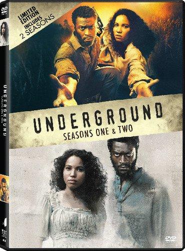 (Underground (Tv Series) - Season 01 / Underground (Tv Series) - Season 02 - Set)