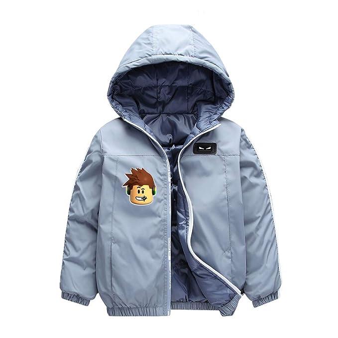 Unisex Roblox Sudadera Infantil Velvet Hoodie Coat Sudadera ...