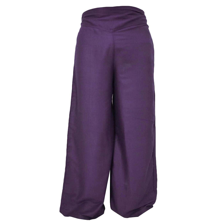 Gypsy Pluderhose Hosen elastische Hosen Strand tragen Pyjamas Indien