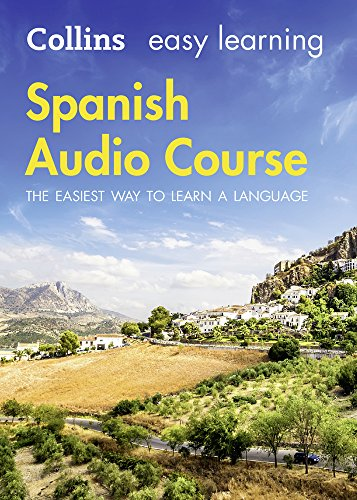 Spanish Audio Course (Collins Easy Learning Audio Course) (English and Spanish Edition) by HarperCollins UK