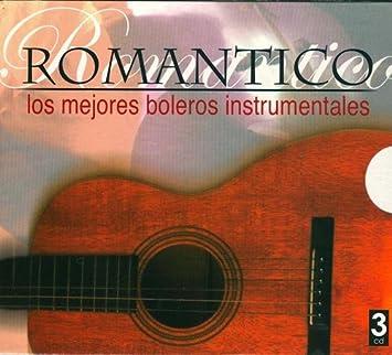 Various Artists - Romantico: Mejores Boleros Instrumentales - Amazon.com Music