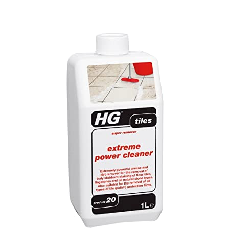 Hg Extreme Power Cleaner 1l A Powerful Floor Tile Cleaner For The
