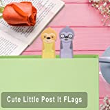 360 Cute Sloth Sticky Notes Page Flags Index Tabs