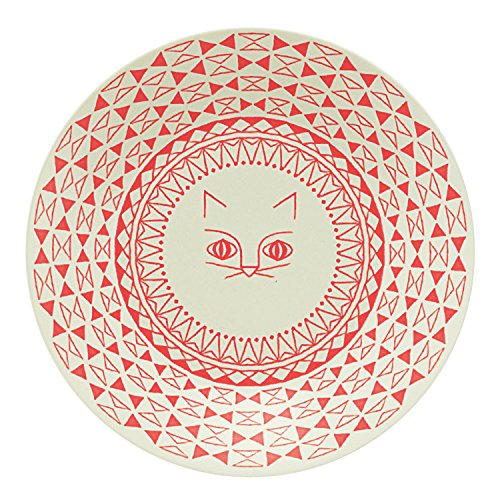 (Sango Mikke Peekaboo Ceramics Plate Japan 6791-63)