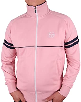 e12822d3 Sergio Tacchini Star Track Top Pink M Pink: Amazon.co.uk: Clothing