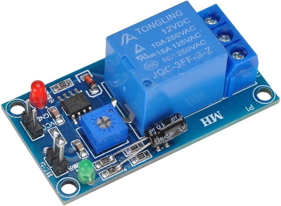 Lysignal 12V Sensor de humedad del suelo Módulo de control del ...