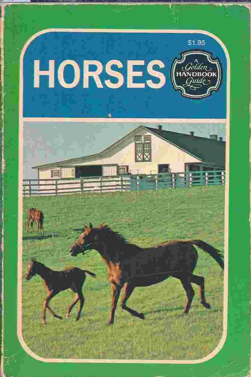 Horses (A Golden handbook guide)