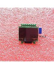 "5pcs 7pin 0.96""Módulo OLED blanco 0.96 OLED Nuevo módulo de pantalla LED LCD OLED 128X64 0.96"" SPI Communicate"