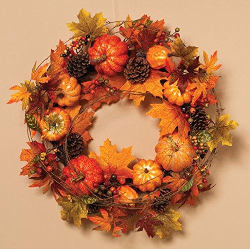 24-Inch-Fall-Maple-Leaf-Wreath-Thanksgiving-Wreath