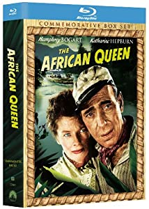 Cover Image for 'African Queen, The (Commemorative Box Set)'