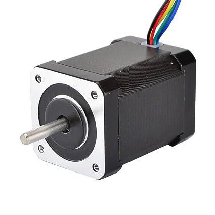 Unipoler Wire Stepper Motor Wiring Diagram on