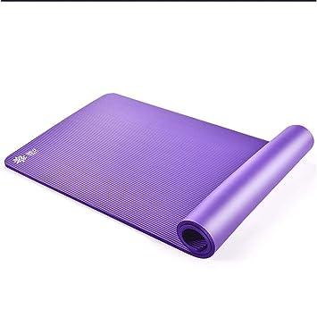 GXQ Tapetes de Yoga Inodoro a Prueba de lágrimas 10 mm ...