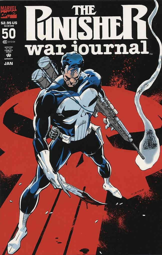 Punisher War Journal 50 product image