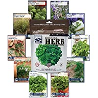 Sustainable Seed Company Variety Culinary Herb...