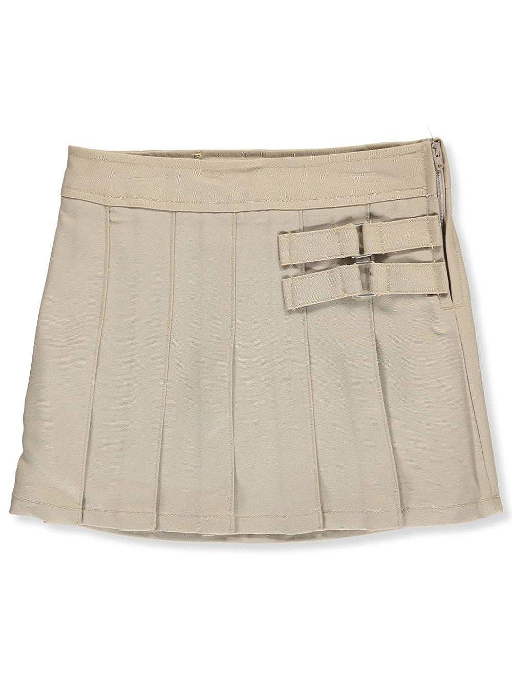 French Toast Little Girls' Toddler Scooter Skirt - Khaki, 4t
