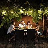 MPOWERD Luci Solar String Lights + Phone Charger