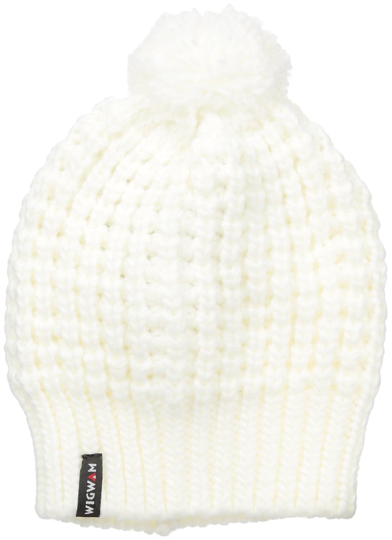 cf824b6bae1 Amazon.com  Wigwam Men s Freya Knit Pom Hat