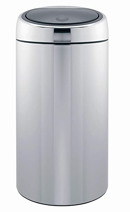 Amazon.com: Brabantia Touch Bin De Luxe, Brilliant Steel ...