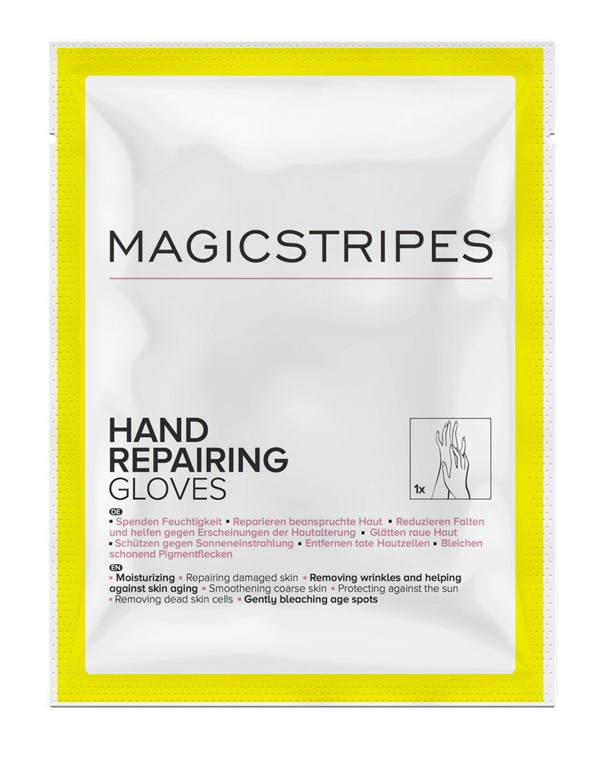 Magic Stripes Hand Repairing Gloves, Singolo Maschera Magicstripes SKU-SINGLE6