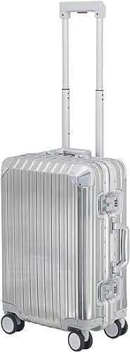 Kron Gen 2 100 Aluminum Magnesium Alloy Hard Shell Suitcase