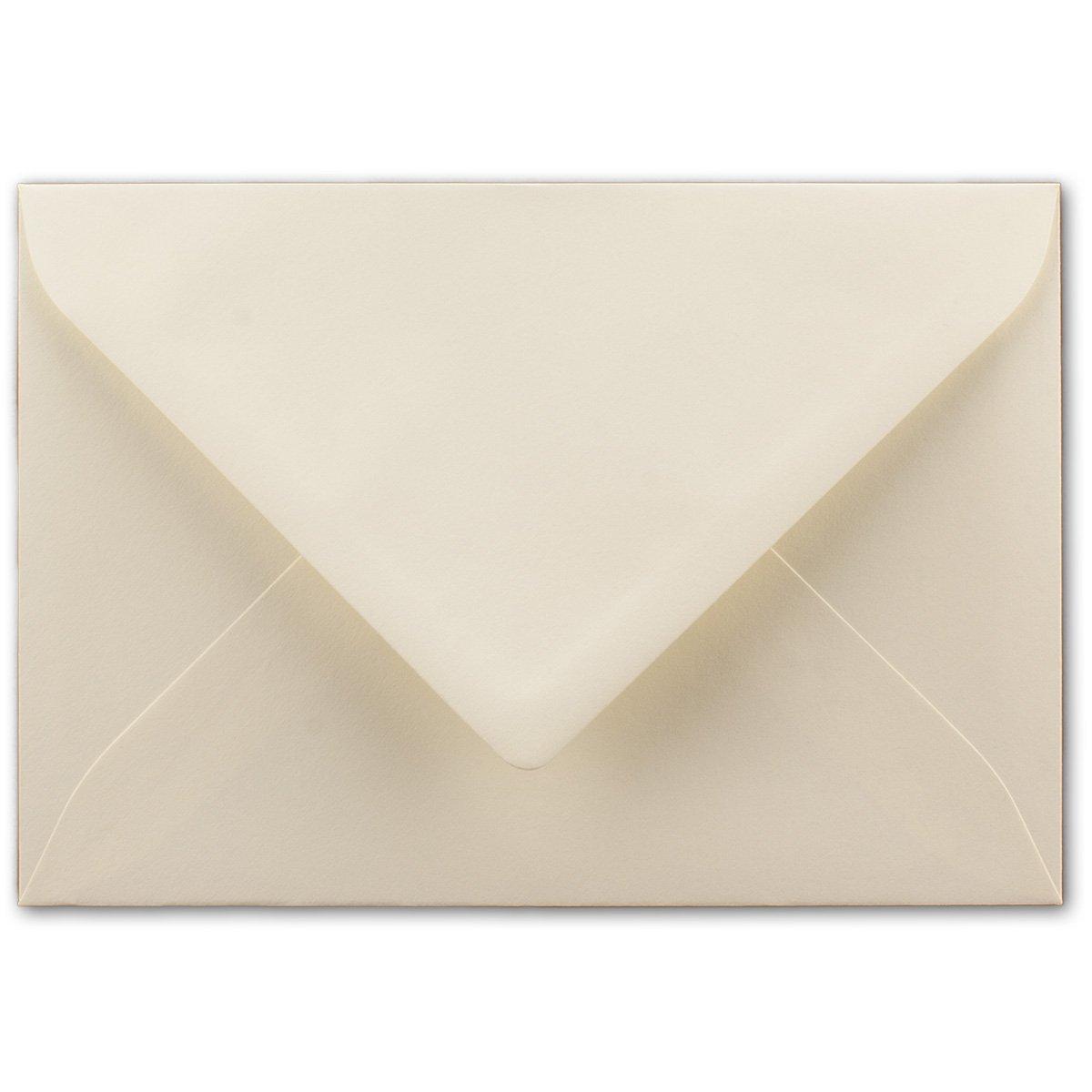 200x Brief-Umschläge in Dunkel-Grün - 80 g g g m² - KuGrüns in DIN B6 Format 125 x 175 mm - Nassklebung ohne Fenster - Qualitätsmarke FarbenFroh® B076H7NB77 | Elegantes und robustes Menü  4cf34b