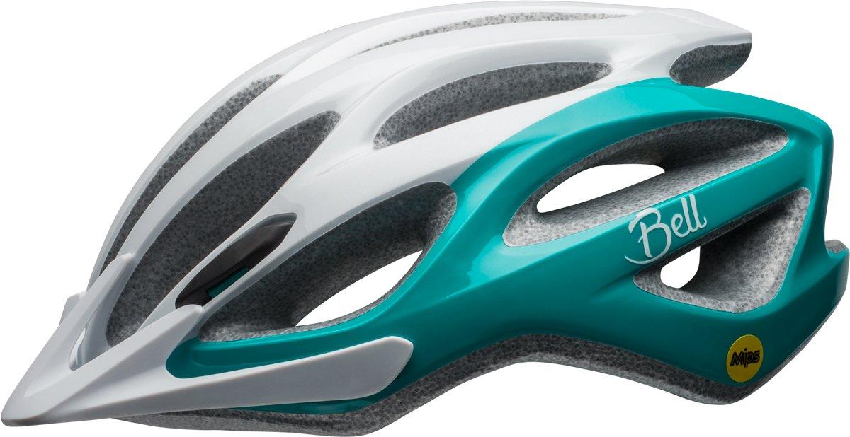 BELL Coast MIPS Damen Fahrrad Helm Gr. 50-57cm weiß grün 2017