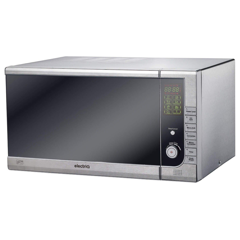 sharp r959slmaa. electriq eiqmw1bap 1000w 40 litre freestanding digital combination microwave sharp r959slmaa o