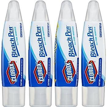 Clorox Bleach Pen Gel, 4 Pens