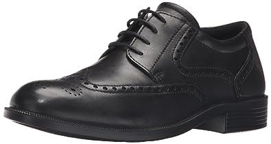aae335c5d30 ECCO Men s Harold Wing Tip Tie Oxford