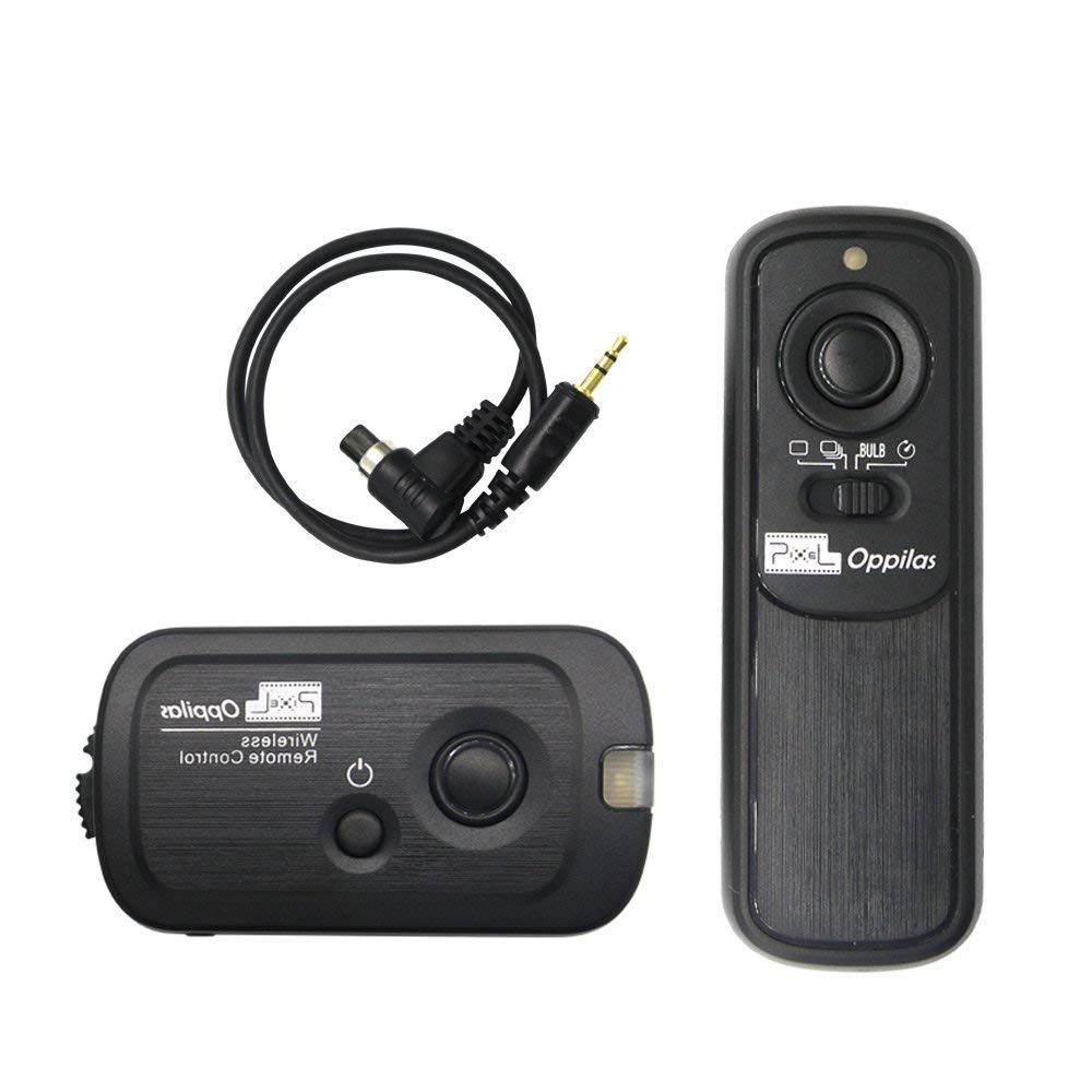 Wireless Shutter Remote Control Release,RW-221/N3 for Canon EOS 7D, 5D Series, 1D Series, 6D, 50D, 40D, 30D, 20D, 10D Camera Product ID: 769700166781 by PIXEL